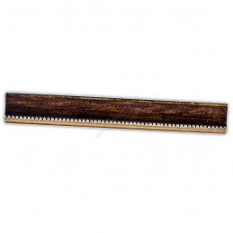 SCO959/147 25x23 - wąska mahoniowa rama do zdjęć i luster sample3