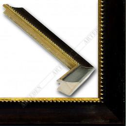 SCO959/147 25x23 - wąska mahoniowa rama do zdjęć i luster sample1