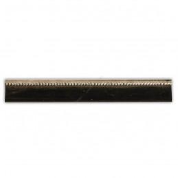 SCO959/148 25x23 - wąska czarna kuleczki rama do zdjęć i luster sample2