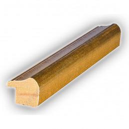 SCO960/145 25x22 - wąska złota rama do zdjęć i luster sample