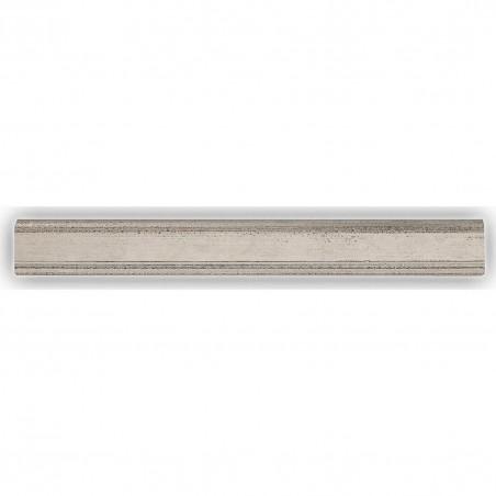 SCO960/154 25x22 - wąska biel-srebro rama do zdjęć i luster sample2