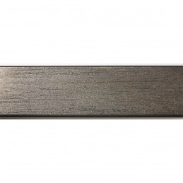 SCO745/412 30x35 - wąska ciemne srebro rama do zdjęć i luster sample1