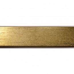 SCO745/414 30x35 - wąska złota rama do zdjęć i luster sample1