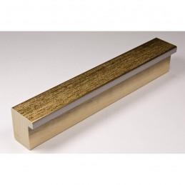 SCO745/414 30x35 - wąska złota rama do zdjęć i luster sample