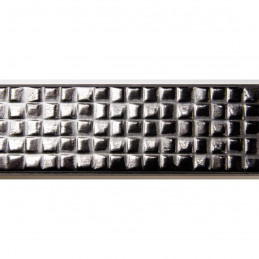 INK3237.655 32x17 - wąska grafitowa kratka rama do zdjęć i luster sample1