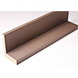 INK1131.334 40x55 - drewniana american box brązowa rama do obrazów i luster