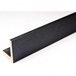 INK1131.370 40x55 - drewniana american box czarna rama do obrazów i luster sample