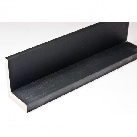 INK1131.370 40x55 - american box czarna rama do obrazów