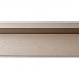 INK1131.373 40x55 - drewniana american box szary jasny rama do obrazów i luster sample1
