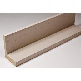 INK1131.373 40x55 - drewniana american box szary jasny rama do obrazów i luster