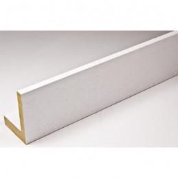 INK1131.380 40x55 - drewniana american box biała rama do obrazów i luster sample