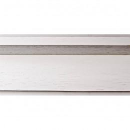INK1131.380 40x55 - drewniana american box biała rama do obrazów i luster sample1