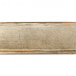 INK7802.672 70x30 - drewniana złoto jasne rama do obrazów i luster sample1