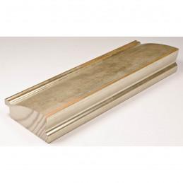 INK7802.672 70x30 - drewniana złoto jasne rama do obrazów i luster