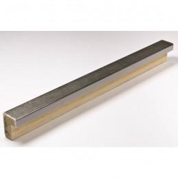 SCO332/412 15x20 - mała ciemne srebro ramka do zdjęć i obrazków sample