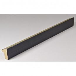 SCO601/295 15x20 - mała skośna szaro-złota ramka do zdjęć i obrazków sample