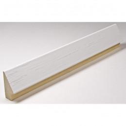 INK1111.380 15x30 - mała skośna biała ramka do zdjęć i obrazków sample