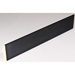INK1112.370 20x40 - mała skośna czarna ramka do zdjęć i obrazków