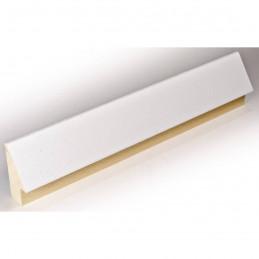 INK1112.380 20x40 - mała skośna biała ramka do zdjęć i obrazków sample