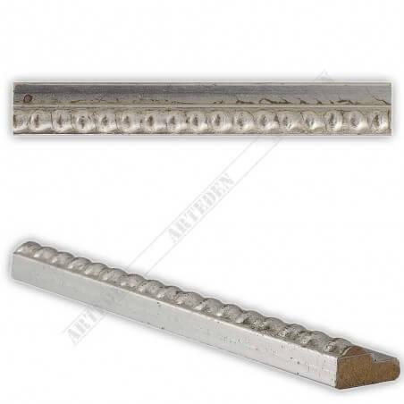 Slip ramiarski srebrne kulki PLA12B/ARG
