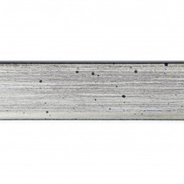 SCO601/292 15x20 - mała skośna szara ramka do zdjęć i obrazków sample1