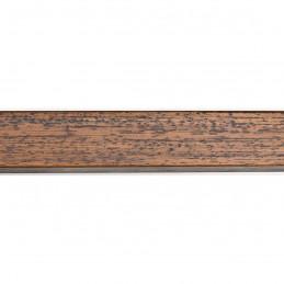 SCOM30/80 23x14 - wąska brązowy kornik rama do zdjęć i luster sample1