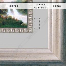 Slip ramiarski srebrny PLA14B/ARG - montaż