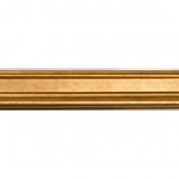 IAF030-01 35x22 - drewniana złota rama do obrazów i luster sample1
