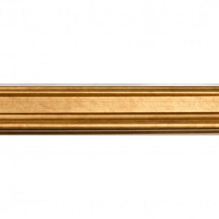 IAF030-01 35x22 - drewniana złota rama do obrazów i luster