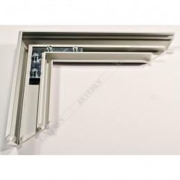 ALUS9 - szeroka rama aluminiowa - plecy