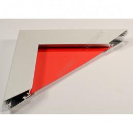 ALUZ8 - szeroka rama aluminiowa - przekrój