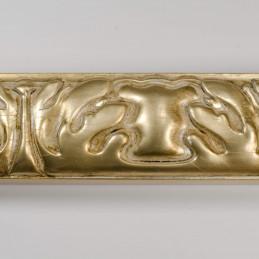 INK5334.750 40x25 - rzeźbiona złota rama do obrazów i luster od góry