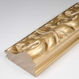 INK5337.750 70x40 - rzeźbiona złota rama do obrazów i luster