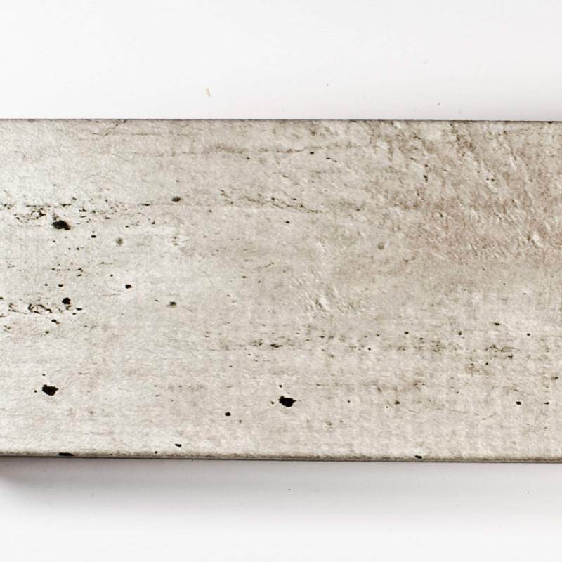 SCO6013/216 72x25 - kamień jasno szara rama do obrazów i luster od góry