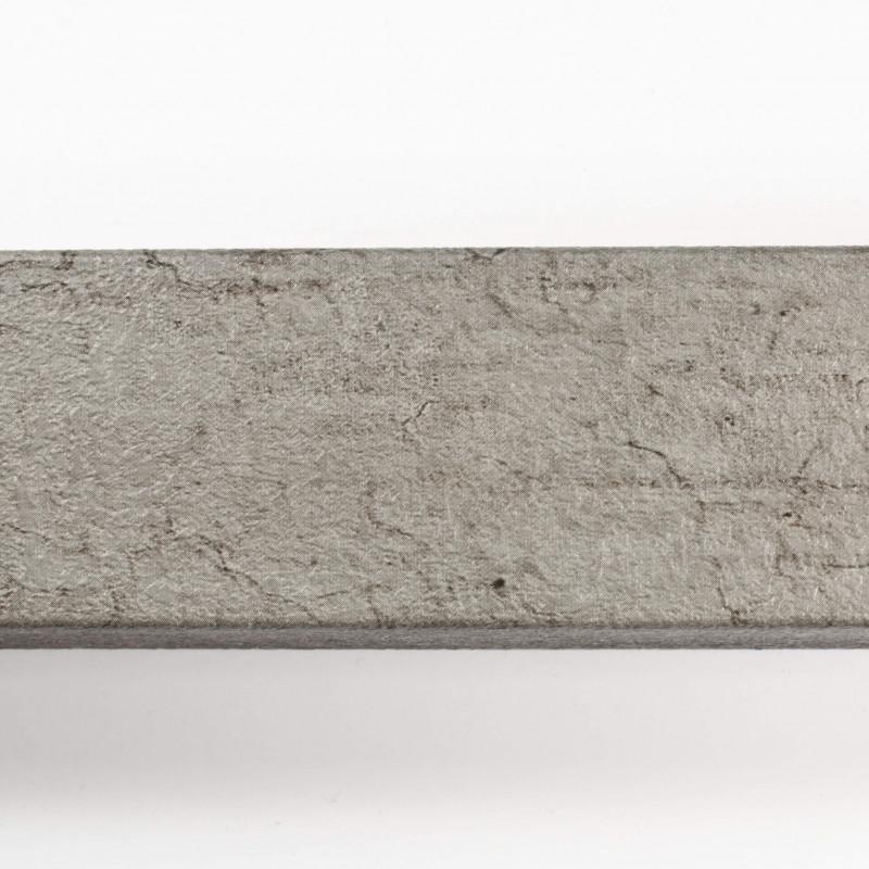SCO6006/217 40x30 - kamień ciemno szara rama do obrazów i luster od góry