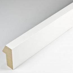 SCO808/52 20x35 - biała rama ze skosem do zdjęć i obrazków