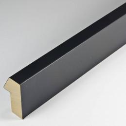 SCO808/51 20x35 - czarna rama ze skosem  do zdjęć i obrazów