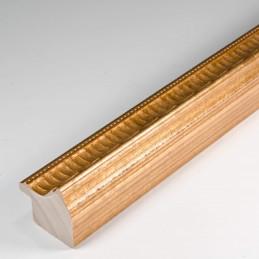 SCO760/11 30x25 - złota ramka dekor  do zdjęć i obrazów