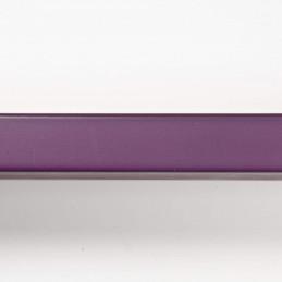 SCO2009/758 14x35 - fioletowa głęboka ramka do zdjęć i obrazów od góry