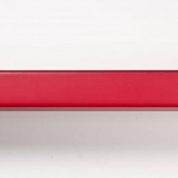 SCO2009/762 14x35 - czerwona głęboka ramka do zdjęć i obrazów od góry