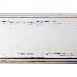 BOE176.73.048 75x30 - szeroka kremowa rama do obrazów i luster 2