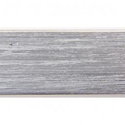 IAF372-02 15x13 - mała srebrna przecierana ramka do zdjęć i obrazków 2