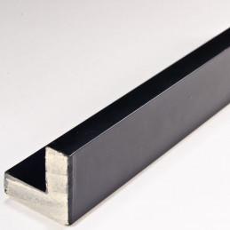 IAF981-07 35x35 - american box czarna rama do obrazów na wymiar