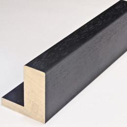 INK2121.172 55x60 - american box czarna matowa rama do obrazów