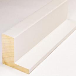 INK2121.182 55x60 - american box biała matowa rama do obrazów 1