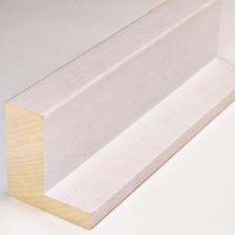 INK2121.485 55x60 - american box biała drapana rama do obrazów 1