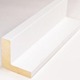 INK2137.181 55x55 - american box białą rama do obrazów 1