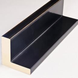 INK2137.471 55x55 - american box czarna lakierowana rama do obrazów 1