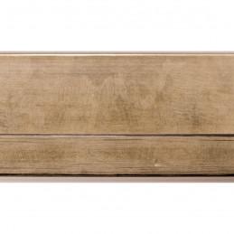 INK2137.673 55x55 - american box złoto szampańskie z przetartymi brzegami 2