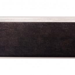 INK4413.629 54x39 - rama wenge  z srebrnym schodkiem 2